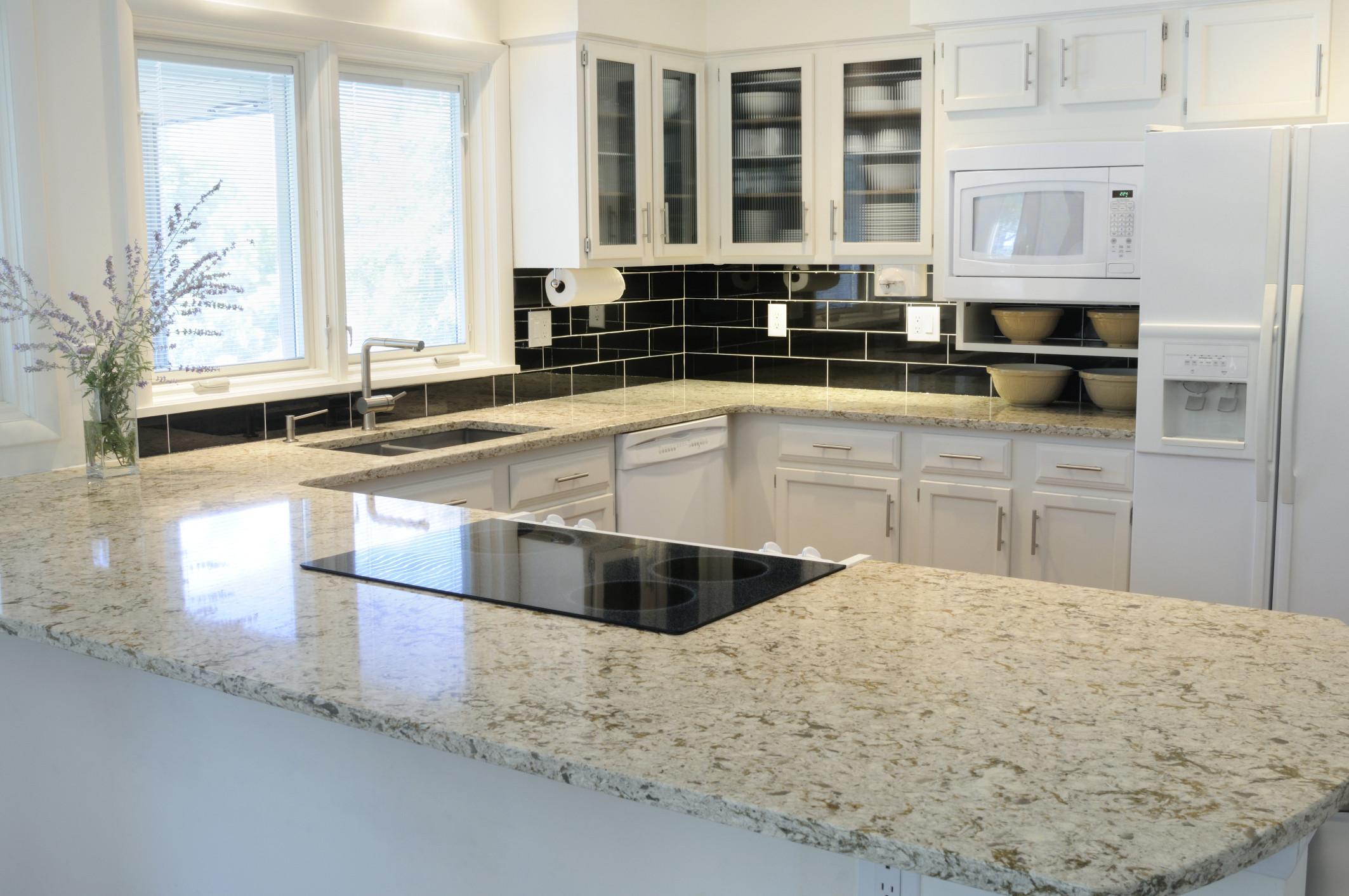 Granite Vs Caesarstone Kitchen Benchtop