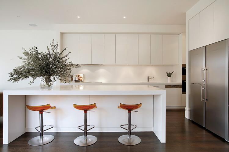 Caesarstone For Kitchen Splashbacks